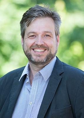 Matthias Umbach, Schulleiter der Wirtschaftsschule