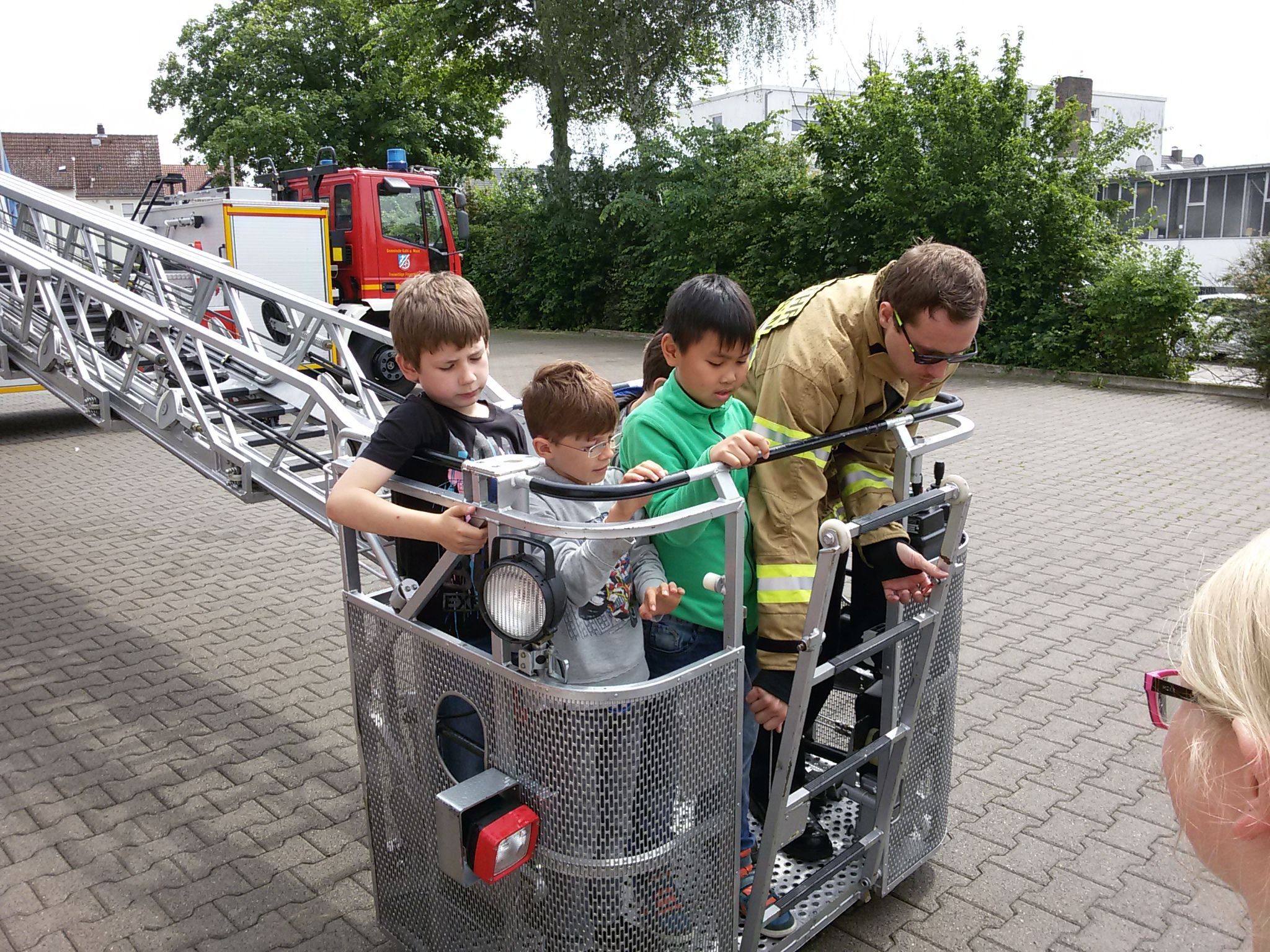 Ausflug Kahler Feuerwehr