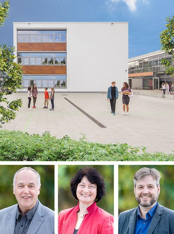 Joachim Witzmann, Angelika Wunderlich, Matthias Umbach