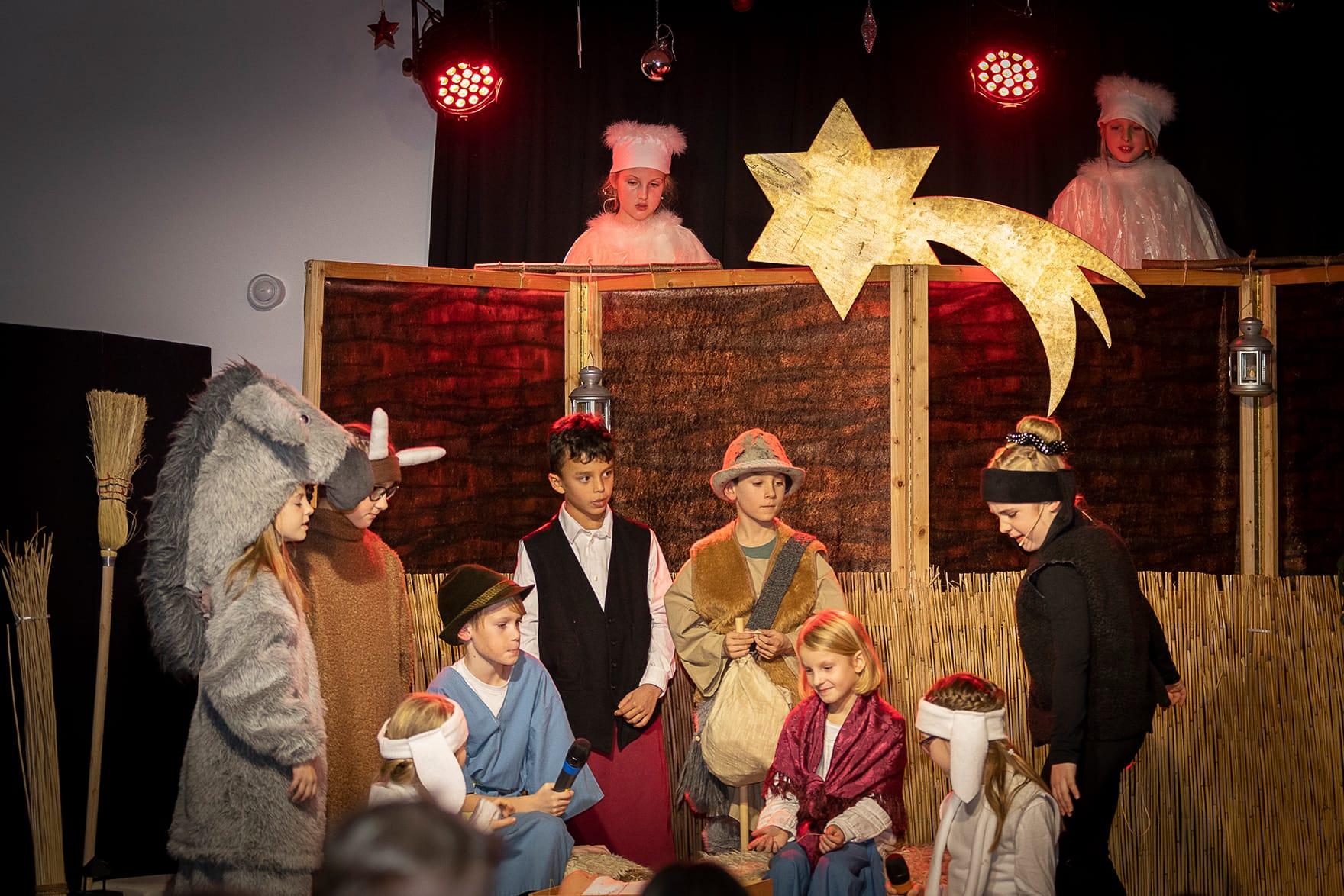 Samy und das Weihnachtswunder